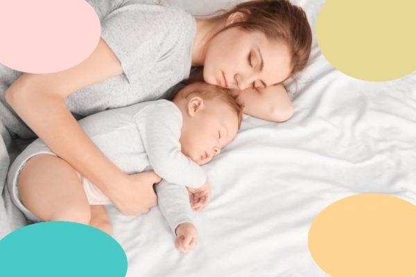 Cómo debe dormir un bebé de 4-7 meses