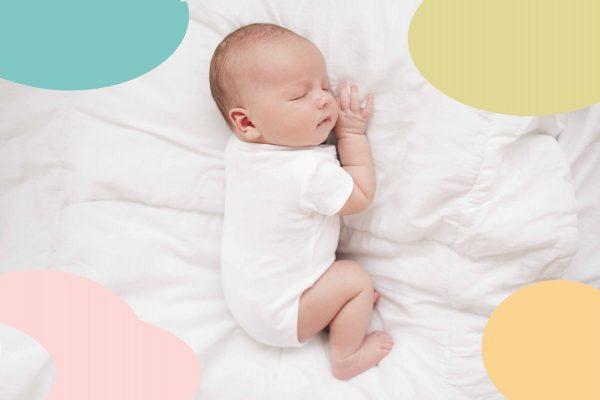 sueno bebe recien nacido de 0 a 3 meses