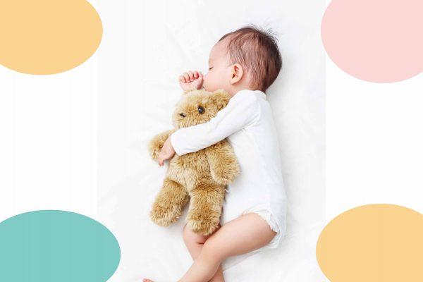 el sueño en los bebés de 4 a 7 meses
