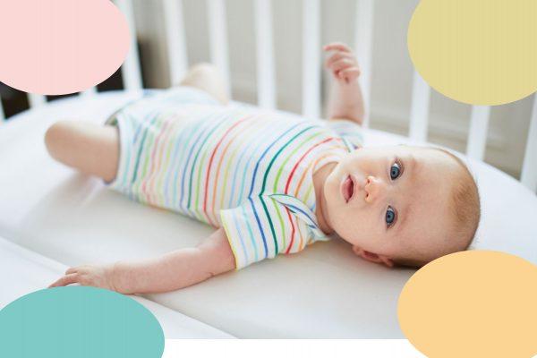 como es el sueño en los bebes de 8, 9, 10, 11 y 12 meses
